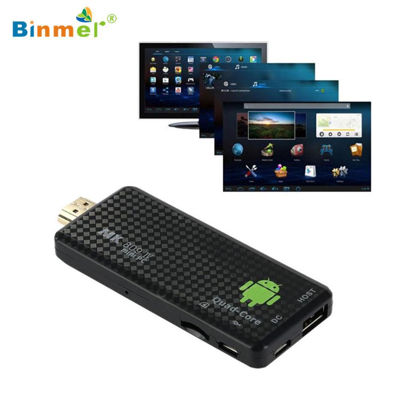 Factory price Quad Core Mini PC Android 4.4 Bluetooth HDMI WIFI Smart TV Box dongle Full HD 1080P TV Dongle Box 3D Media Player(China (Mainland))
