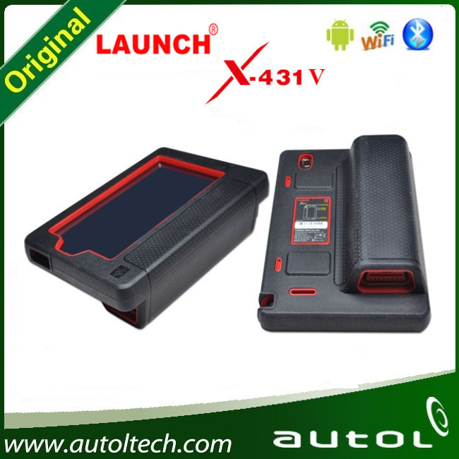 New Launch Product 100% Original Launch X431 V X-431 V Can Do Most Cars More Powerful Diganostic Tool(China (Mainland))
