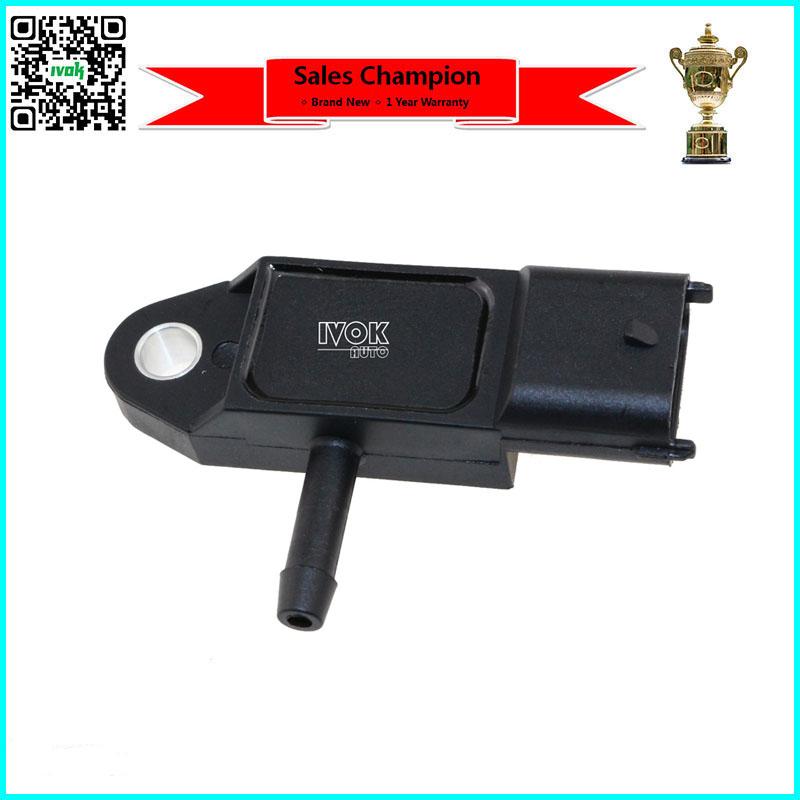Boost MAP Sensor For Renault Traffic II Megane Scenic 1.9 dCi Clio Kangoo Logan Modus Thalia 1.5 0281002593, 0 281 002 593(China (Mainland))