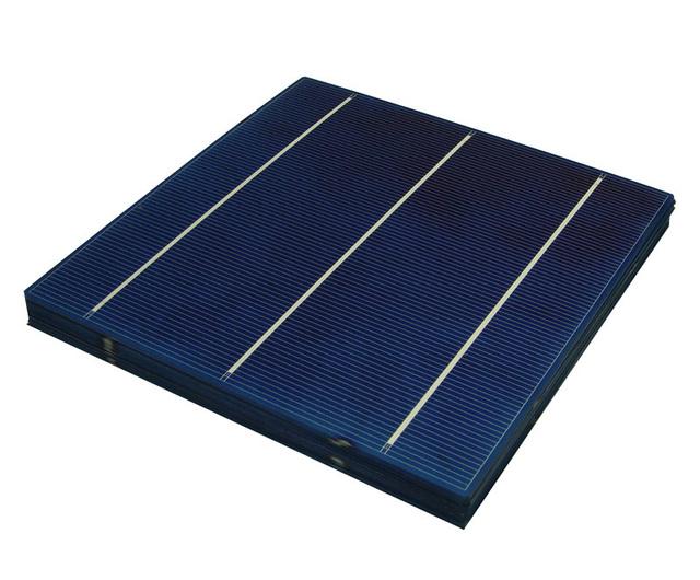 New 20 pcs 6x6(156*156mm) poly crystalline solar cells DIY solar panel/Power/kits 3.6W each cell