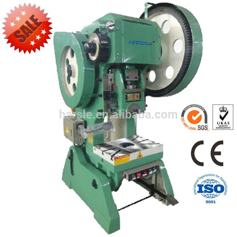 iron working machine
