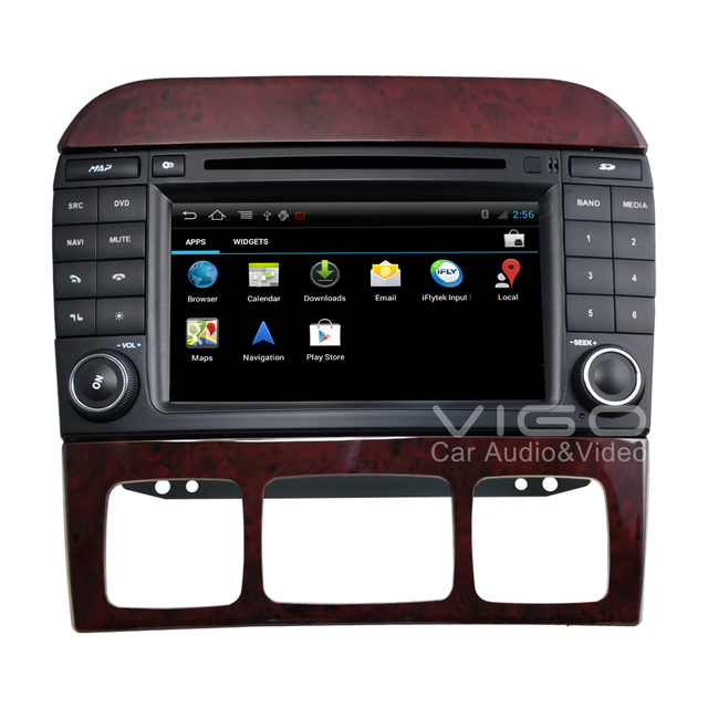 Upgrade to android auto or keep the command system for Mercedes benz stereo upgrade