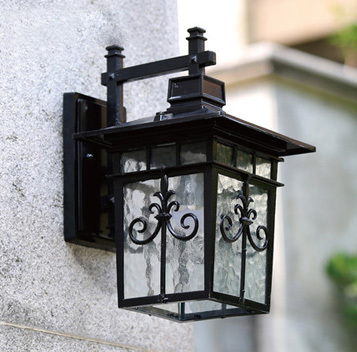 High End Outdoor Wall Sconces : high end garden outdoor lighting wall lamps led outdoor wall light Contains LED bulb free ...