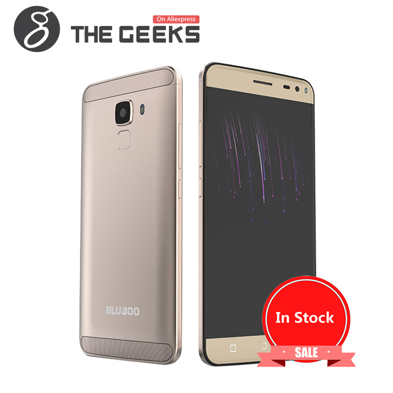 "Original Bluboo Xfire 2 MTK6580 1.2GHz Quad Core 5.0"" 1280*720 2.5D IPS HD Screen 1GB RAM 8GB ROM 8MP Android 5.1 3G Smartphone"