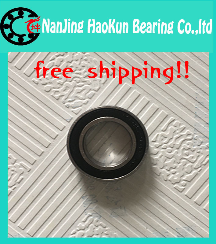 Free Shipping For ROL WHEELS ZIPP 102 Front Hub 2PCS S61900 2RS CB ABEC5 10X22X6mm Stainless Steel Hybrid Bearings(China (Mainland))