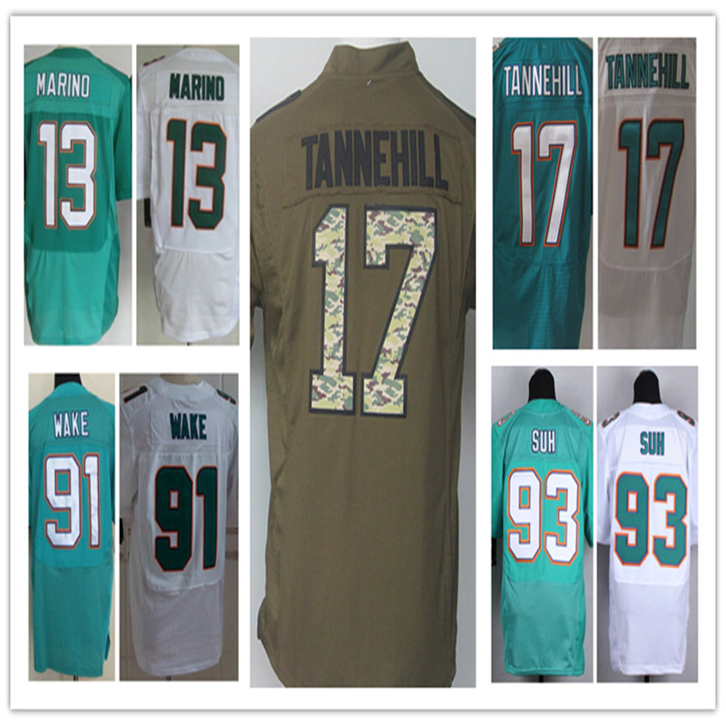 11 Mike Wallace 13 Dan Marino 17 Ryan Tannehill 93 Ndamukong Suh(China (Mainland))