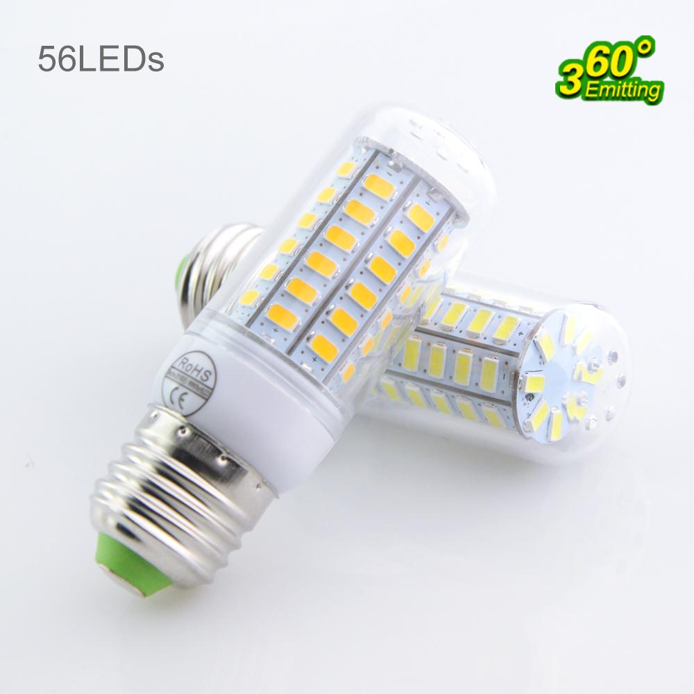 Светодиодная лампа E27 5730