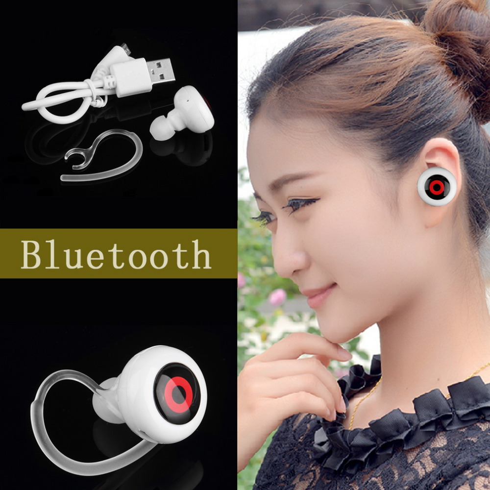 2015 New Stereo Smallest Earphones Wireless Bluetooth Mini Earphone For iPhone Samsung Xiaomi Sony Lenovo Wholesale(China (Mainland))