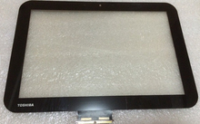 High quality Tablet PC Touch Screen For Toshiba AT10 69.10128.G02 Digitizer touch Glass Lens panel replacement