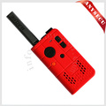 BAOJIE BJ 03 RED UHF 400 480MHZ FM TRANSCEIVER MINI RADIO