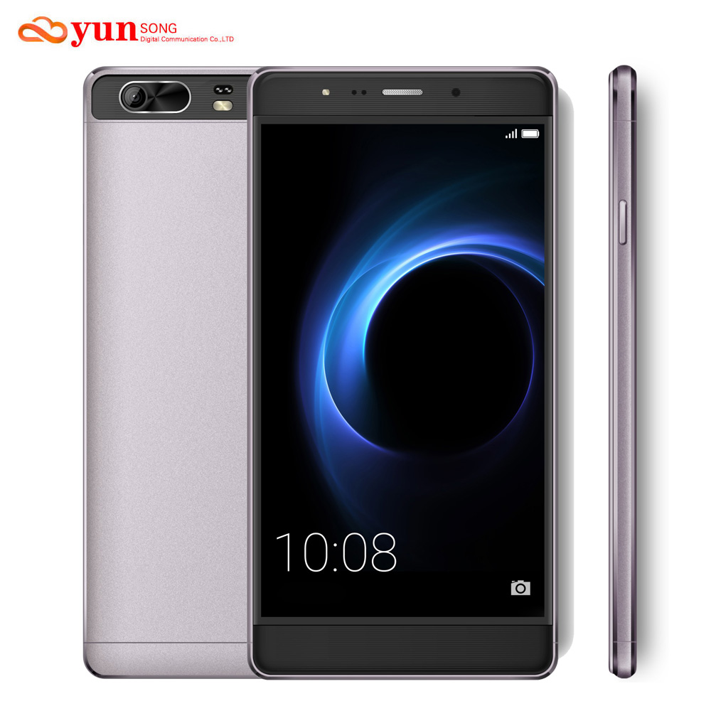 Original Mobile Phone YUNSONG S9 Plus 16MP camera 6.0 inch Smartphone MTK6580 Quad Core Dual Sim Cell Phone GSM/WCDMA 3G Phone(China (Mainland))