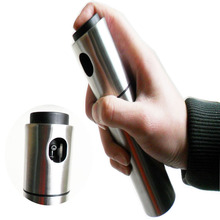 Oil Spray Silver Stainless Steel Bomb Fine Mist(China (Mainland))