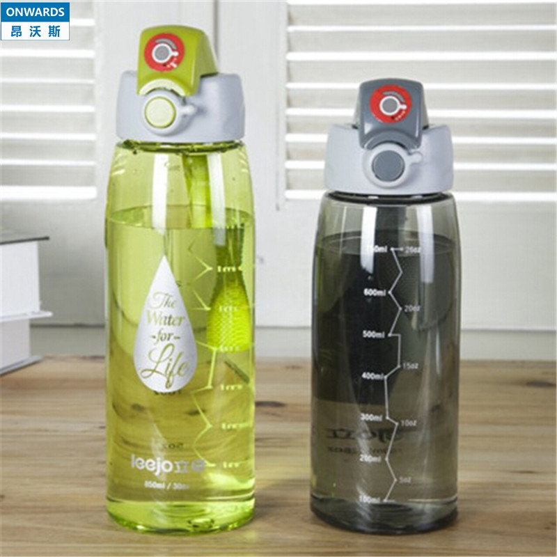 Onwards Factory Manufacture #7033 850ml Sports Water Bottle Food Grade High Quality PP,PCTG,TRITAN Bottle Customize Logo Welcome(China (Mainland))