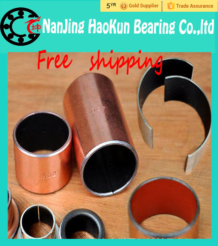 20Pcs SF1 SF-1 1208 Self Lubricating Composite Bearing Bushing Sleeve 12 x 14 x 8mm Free shipping High Quality pgi 425 cli 425 refillable ink cartridges for canon pgi425 pixma ip4840 mg5140 ip4940 ix6540 mg5240 mg5340 mx714 mx884 mx894