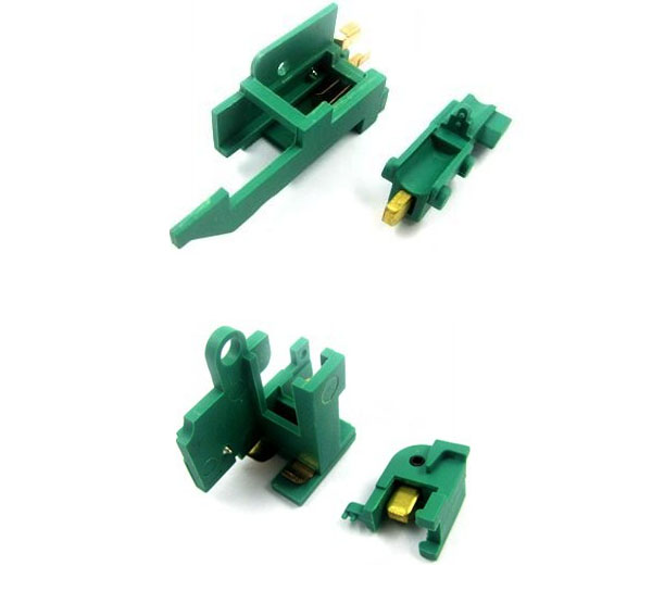 Free shipping Electric Switch forGearbox Ver.3 AK VER.2 M4 Material Nylon and fibre Suitable For M4 AND AK Gear BOX AEG Series(China (Mainland))