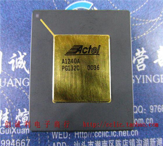 Здесь можно купить   10PCS A1240A-PG132C  Электронные компоненты и материалы