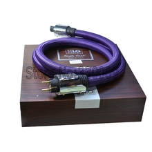 Buy Free 2 meter/pieces XLO Purple Rush HIFI EU AC Audiophile Power cable /Schuko Power Cable without box for $408.50 in AliExpress store