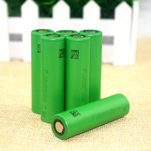 6PCS/lot New 100% Original 3.6V 18650 US18650VTC4 2100mAh High drain VTC4 For SONY 30A Rechargeable battery Free shipping