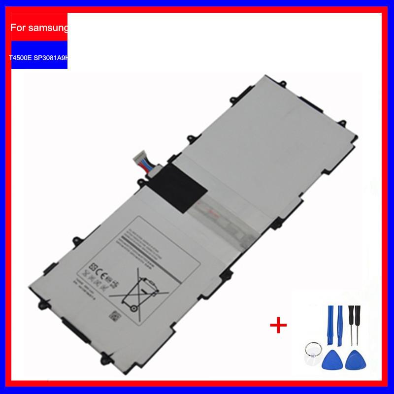 Планшетная батарея OEM SAMSUNG T4500E SAMSUNG GALAXY TAB 3 10.1 P5200 P5210 P5213 For Samsung P5200 P5210 P5213 battery бензиновая виброплита калибр бвп 20 4500