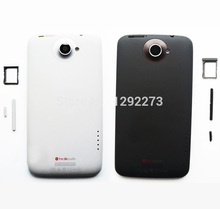 Original new for HTC ONE X  G23 S720e housing battery cover door back case with keys/sim cap free shipping(China (Mainland))