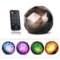 Brand New Color Ball Bluetooth Speaker LED Light Magic Crystal Speaker With Remote Control Wireless Audio