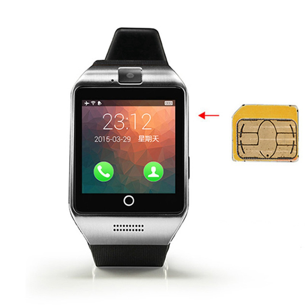 GSM Smart Watch Phone Intelligent Clock with NFC Good Camera