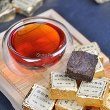 Promotion Wholesale 250g Chinese puer tea 2003 year puerh China yunnan puer tea Pu er health