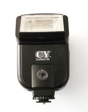 Buy YinYan CY-20 Mini Universal Flash Speedlite Hot Shoe Sync Port canon nikon Digital Camera for $12.50 in AliExpress store