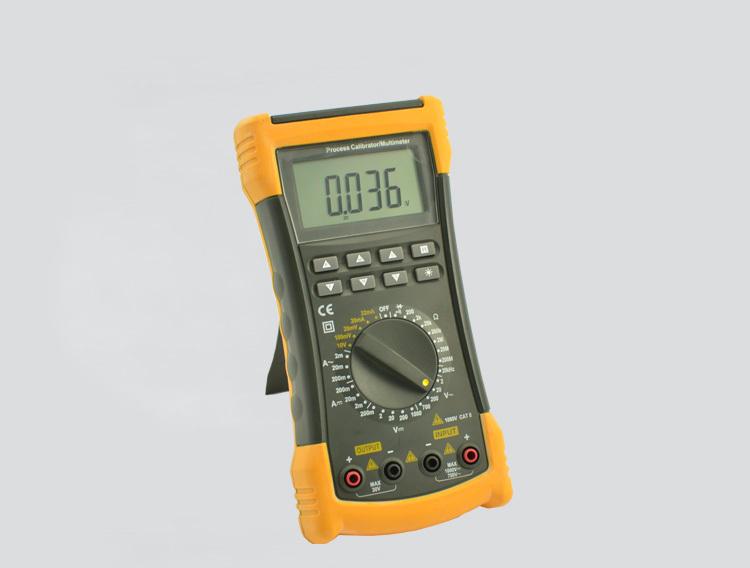 0.05% Accuracy 4 1/2 Digits mV Voltage signal Calibrator Multifunction Process Calibrator multimeter MX827(China (Mainland))
