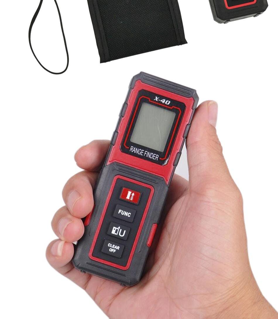 Dekopro X 40 40m Mini Digital Laser Distance Meter