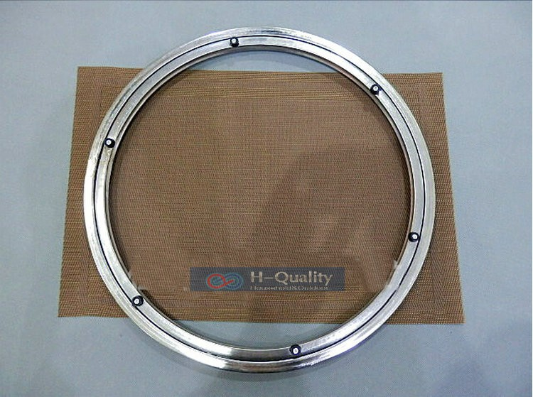 stainless turntable