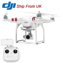Ship from UK No tax Ready to ship Dji Phantom 3 Standard RC Drone With 2.7K HD Camera Reday To Fly Free shipping