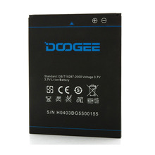 Original Mobile Phone Battery B-DG550 DG550 For Doogee Dagger 550 Replacement Batteries 2600mAh Free Shipping
