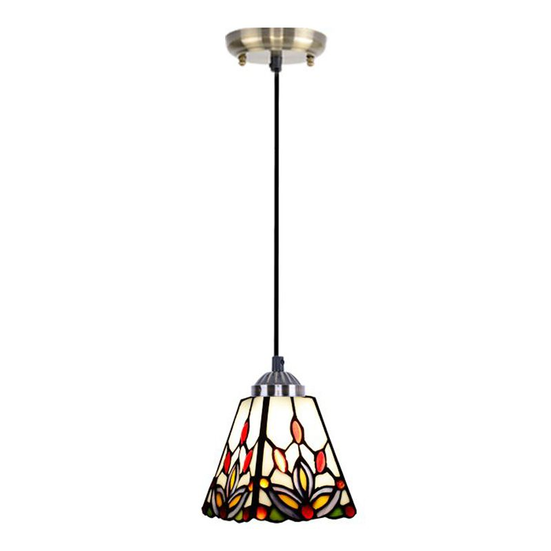 Tiffany classic dining room pendant lamp retro american for American classic lighting