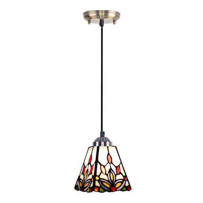 Tiffany classic dining room pendant lamp retro american for American classic lighting