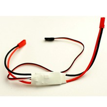 20A 30A PWM 3.7-28V RC LED Switch for FPV Racer Helicopter Drone Quadcopter