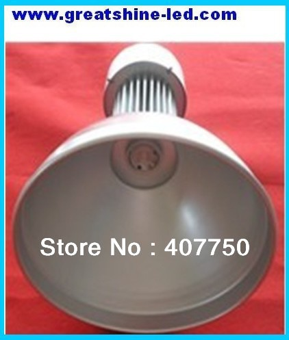 high quality high power COB led industrial light led high bay light 100W used for sports centres(China (Mainland))