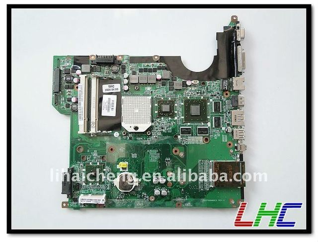 Laptop motherboard for Pavilion DV5 DV5-1200 506069-001 AMD mainboard ATI graphic card,work perfect!