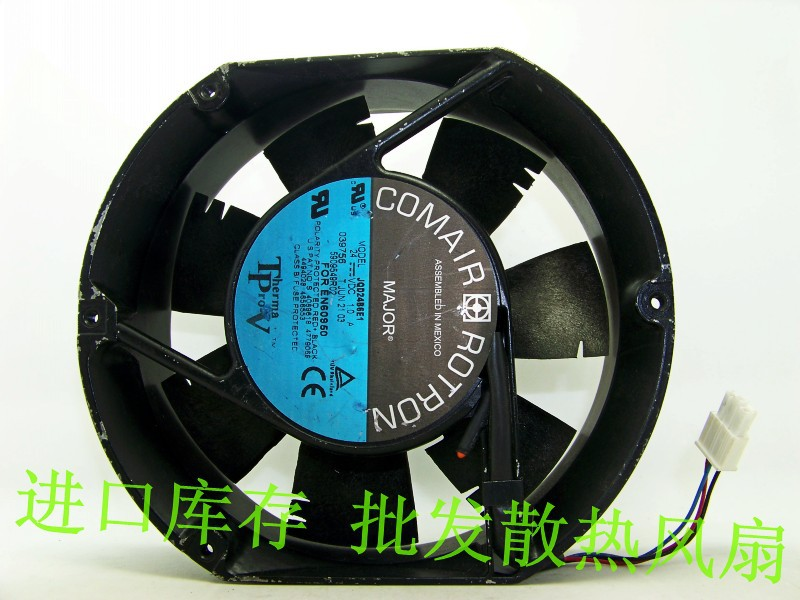 17cm JQD24B6E1 17251 24v 1.0a  Cooling fan<br><br>Aliexpress