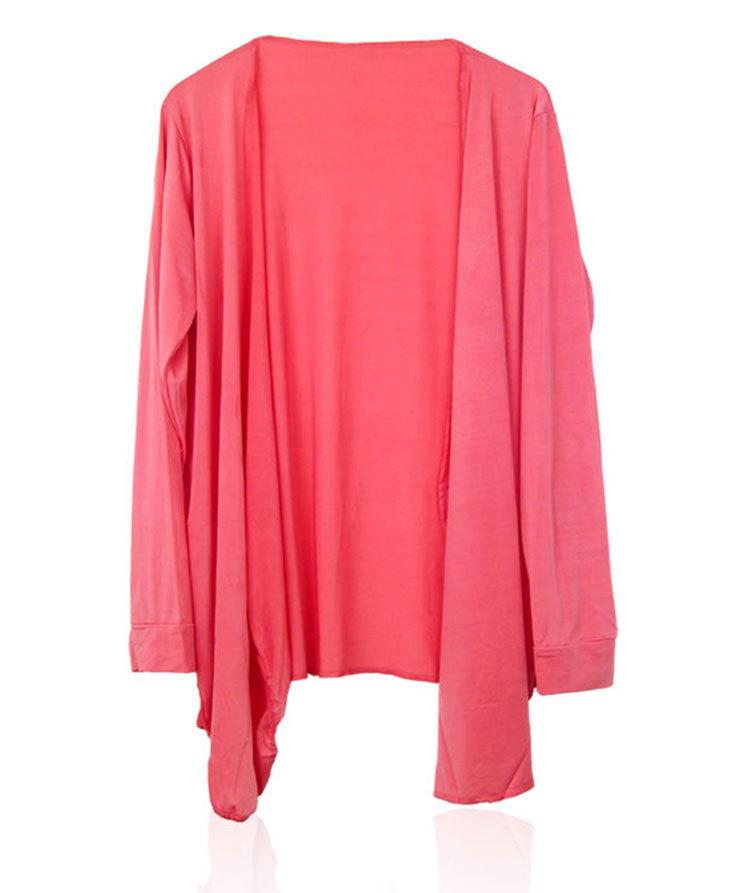 Hot New New Fashion Women Lady Summer Sun Protection Sunscreen Cardigan Tops Blouse free shipping free shipping(China (Mainland))