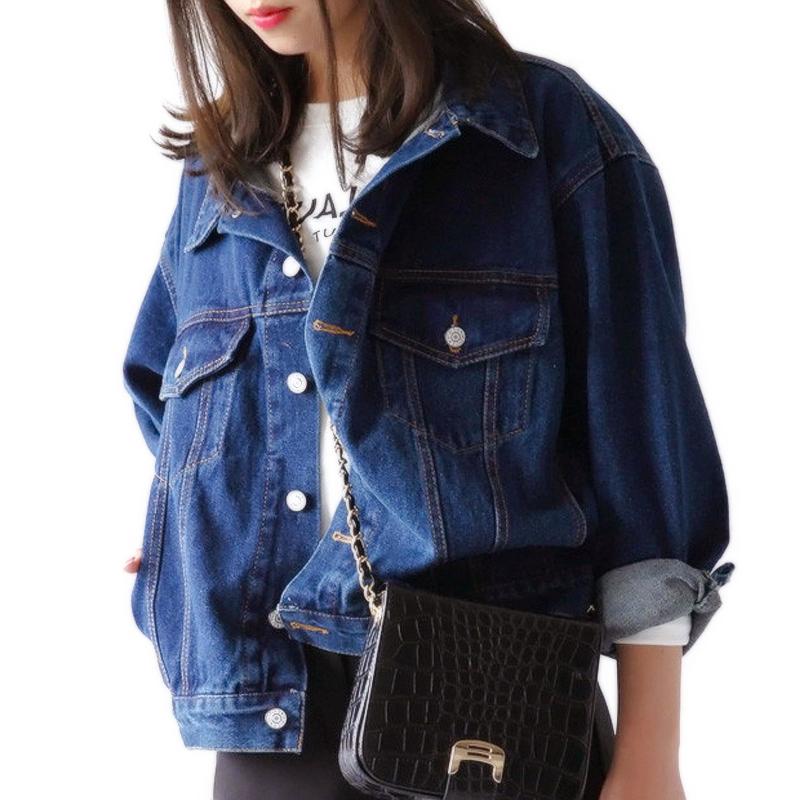 Womens Blue Denim Jacket