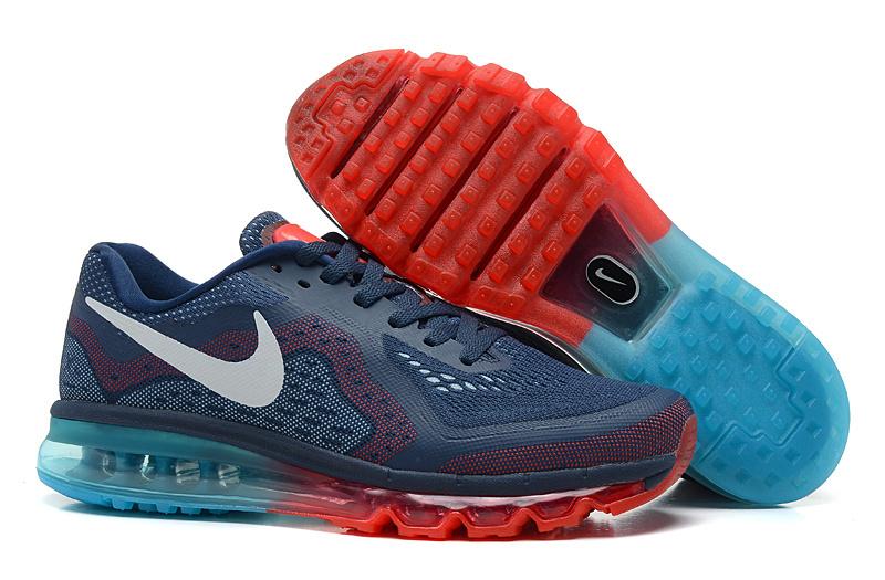 Nike Air Max 2014 men Running Shoes Nike Walking Shoes men's Air Max Sneakers(China (Mainland))