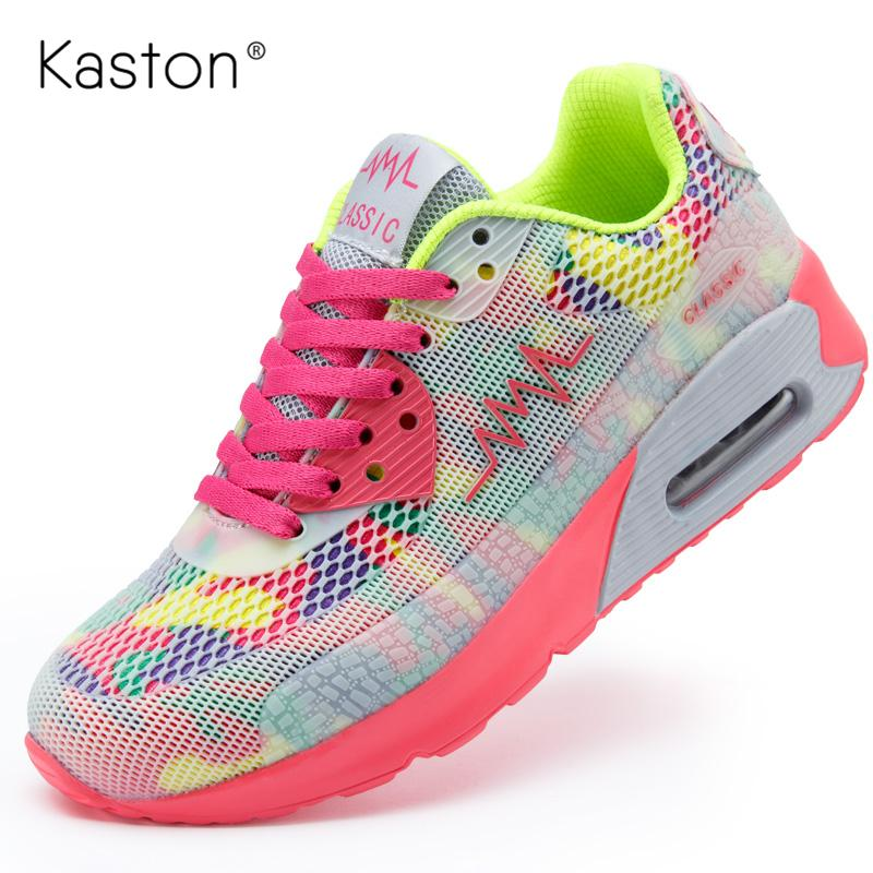New 2016 Fashion Flats Women Trainers Breathable Sport Woman Shoes Casual Outdoor Walking Women Flats Zapatillas Mujer WS275(China (Mainland))