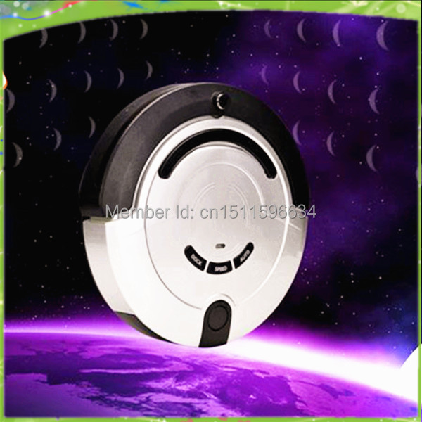 Free shipping-2014 the most advanced Sterilize,Schedule Work,Virtual Wall,Self Charge robotic vacuum cleaner(China (Mainland))
