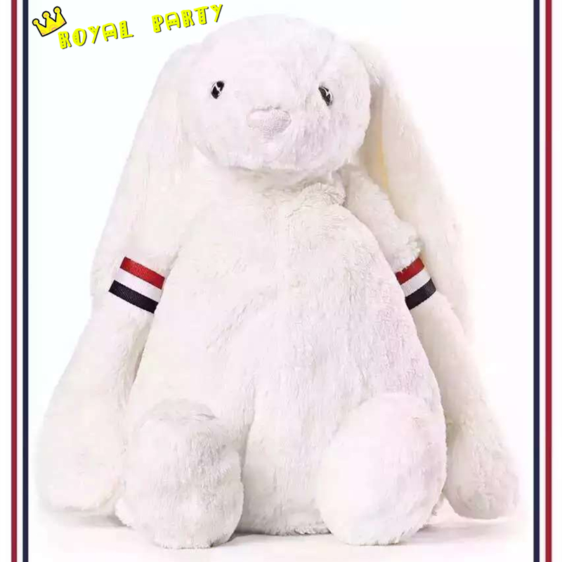 5200mAh Toy Rabbit Power Bank Plush Powerbank Energy Battery Backup Mobile Android Phone Charger Universal For Apple Samsung