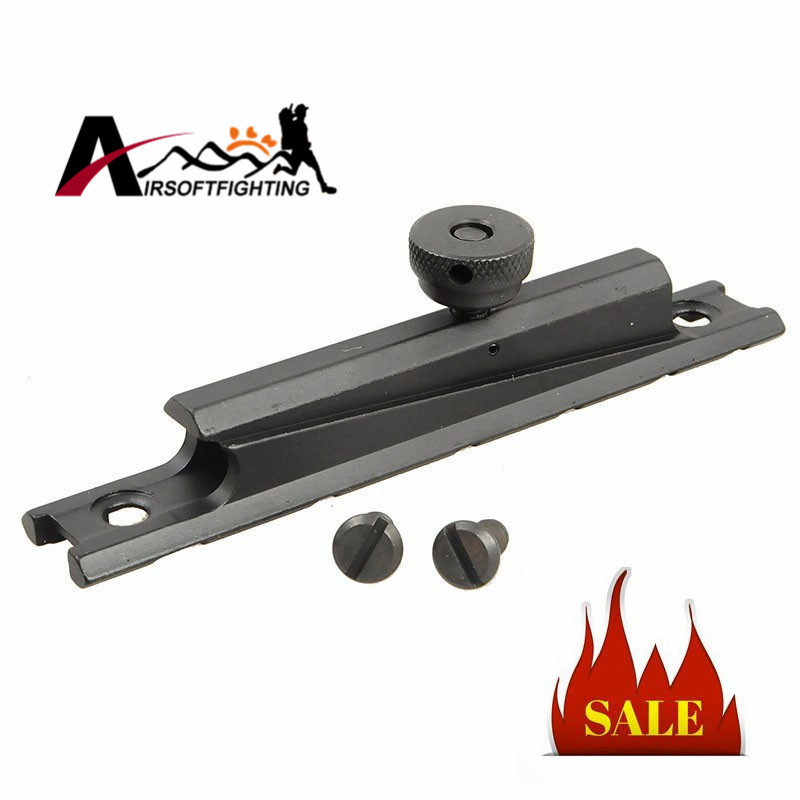 Airsoft Tactical AR15&M16 20mm Scope mount Weaver Rail for Carry Handles Military Combat Hunting Gun Rifle QD Quick Release Rail(China (Mainland))
