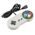image for Free Shipping 1pcs High Quality USB Wired Joypad Gamepad Controller Fo