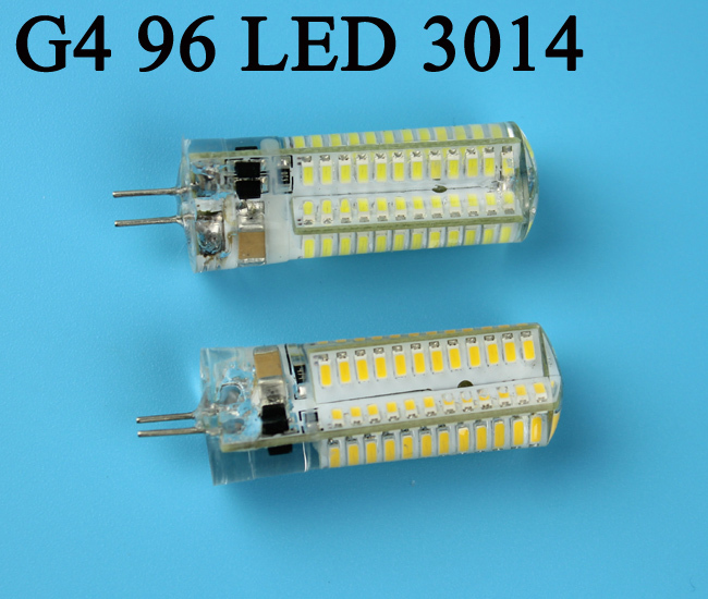 High Power SMD3014 3W 32LED 6W 64LED 9W 96LED 220V 230V 240V G4 LED Lamp led light 360 Beam Angle LED Bulb Lamps warranty(China (Mainland))