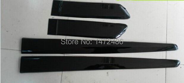 Free shopping Auto Decoration car Side Door Garnish Molding moulding Trim Cover Body rub strips For chery 2014 tiggo 5<br><br>Aliexpress