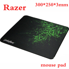 Razer Goliathus Control Speed Mouse Pad Mat 300*240*3 Gaming Edition locking edge Free shipping